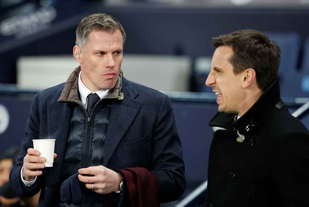 """""""I Disagree"""" Gary Neville Hits Back At Paul Scholes Over Chelsea's Title Credentials"""