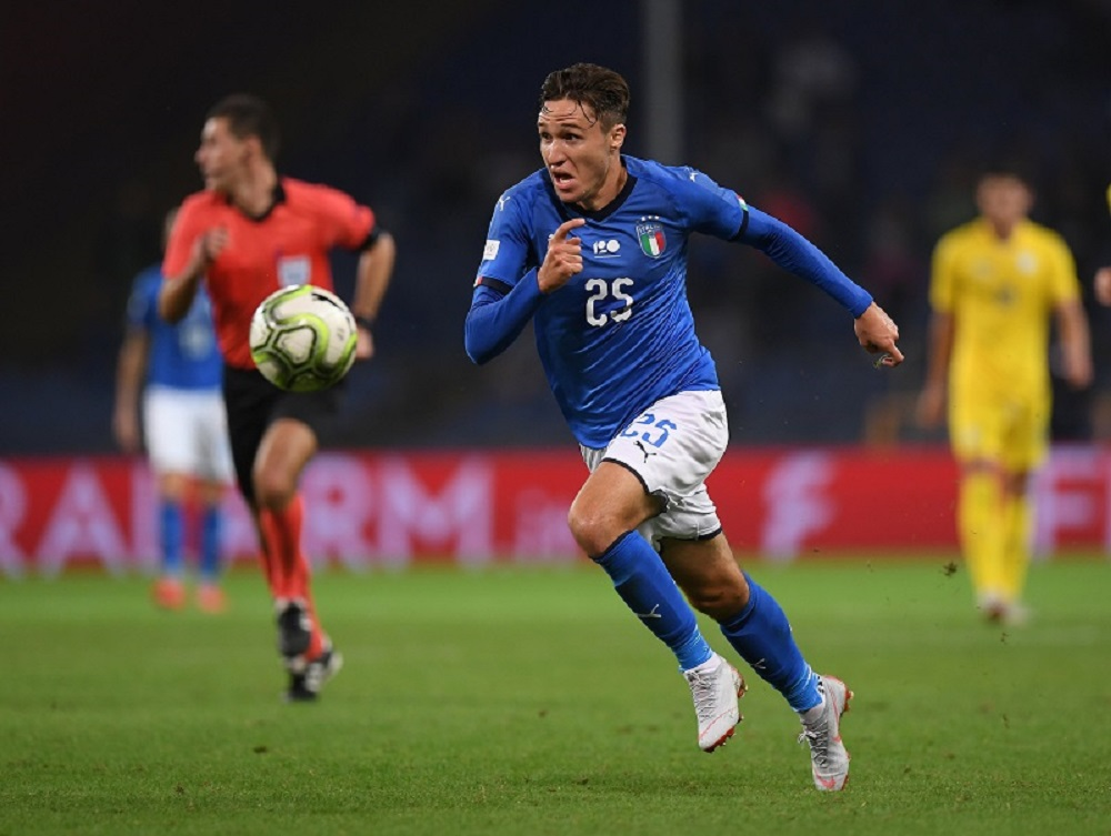 """Chelsea And City Told They May Have To Pay 127M In """"Auction"""" To Sign Federico Chiesa"""