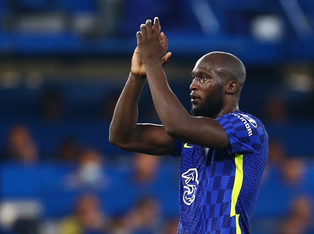 Tuchel Gives Two Reasons Why He Decided To Take Off Lukaku Against Brentford